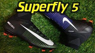 Nike Mercurial Superfly 5 Dark Light