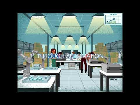 Transforme sus instalaciones con las soluciones de automatización industrial de OMRON