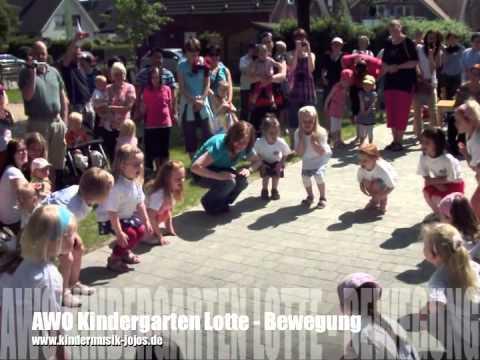 JOJOS - Bewegung (neue Musik und Lieder für Kinder)