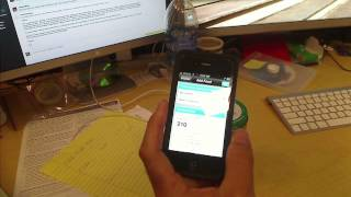MyFitnessPal App Barcode Scanner