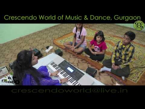 Crescendo World of Music & Dance, Gurgaon
