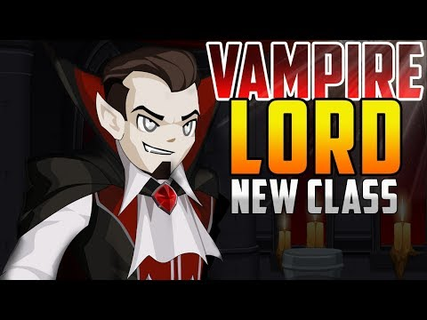 =AQW= GETTING VAMPIRE LORD CLASS (FREE WITH TAG AC)