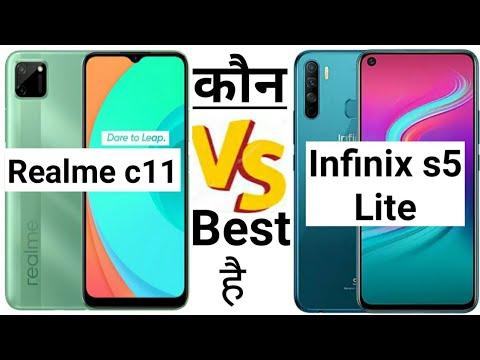 realme-c11-vs-infinix-s5-lite-full-comparison-camera,-display,-antutu-benchmark-score,-speed-test,-p
