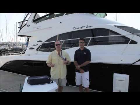Yacht Controller MarineMax Demo