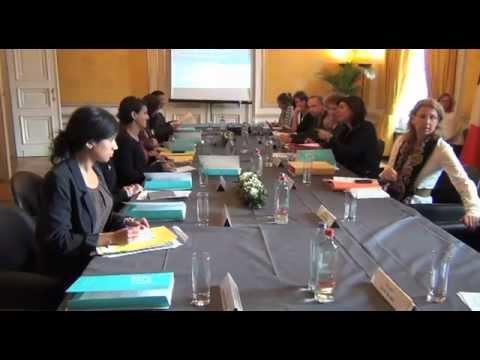 Rencontre avec Najat Vallaud-Belkacem