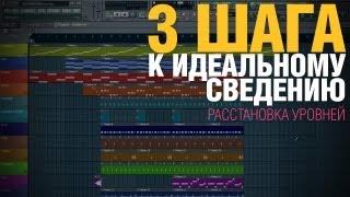 3 Шага к идеальному сведению: Расстановка уровней | Создание битов от Harv3y Beats