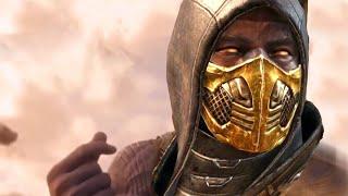 Scorpion Sings A Song (Mortal Kombat 2021 Subzero Parody)