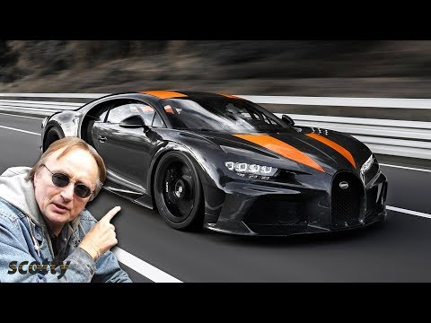 Bugatti Went Over 300mph, Then This Happened
