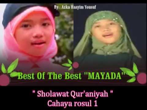 MAYADA - Sholawat Qur'aniyah - Cahaya Rosul 1