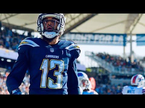 Keenan Allen 2018-2019 FULL Season Highlights |Slayer|