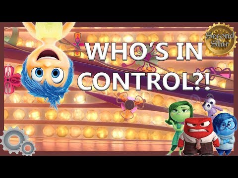 Inside Out Theory: Who Controls Riley's Emotions?!