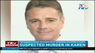Richard Alden allegedly murders  girlfriend in Karen