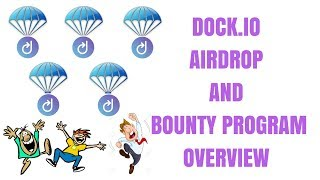 Dock.Io Airdrop And Bounty Program Overview