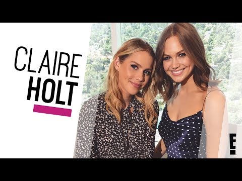 Claire Holt FULL   DIGITAL EXCLUSIVE  The Hype  E!