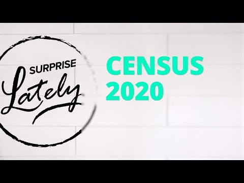 Surprise Lately • Census2020 video thumbnail