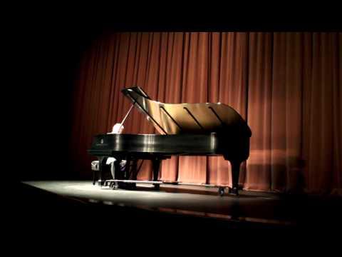 Chopin's Polonaise in A-Flat, Op. 53 - Performed by Jeffrey Siegel (HD)