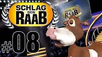 Schlag den Raab - Teil 8 - Kuh melken, Buchstaben & mehr! [ENDE] - [SD 60] - Let's Play Together