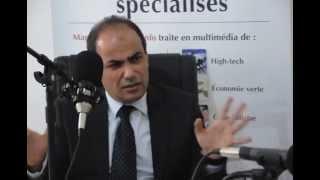 Hassan Khelifati, président de Alliance Assurance, se dit victime d
