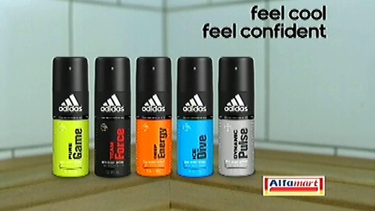 Iklan Adidas Parfume 0115s Youtube