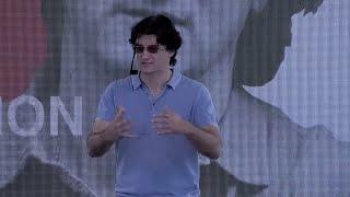 Eliberarea emotiilor | Liviu Lucaci | TEDxFloreascaStreet