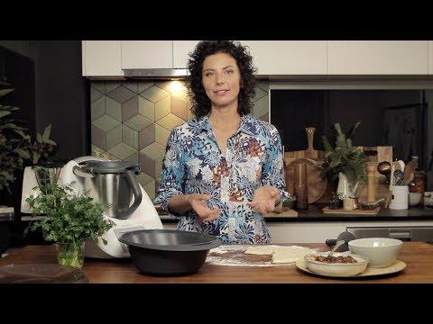 DANI VALENT COOKING: Cherry & Stilton Bao - Thermomix recipe & video demo