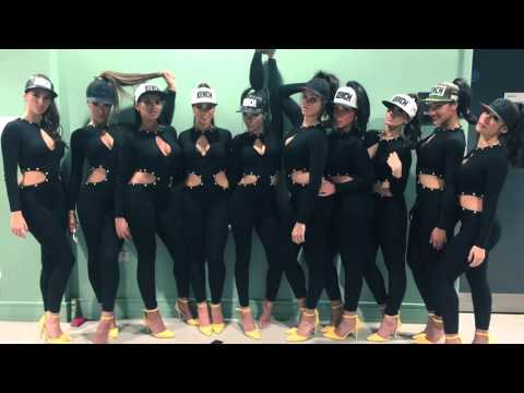 STYLING THE LETHAL BIZZLE PERFORMANCE - MOBO AWARDS 2015