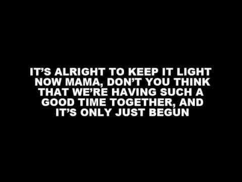 On Screen Lyrics Easton Corbin - Lovin You Is Fun