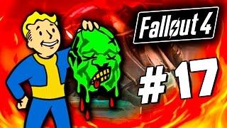 Fallout 4 - КРУТОЕ ПУТЕШЕСТВИЕ - Опасные пушки 60 Fps 17