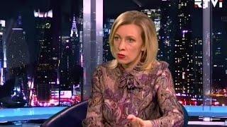 Мария Захарова о фейках в новостях и российской пропаганде