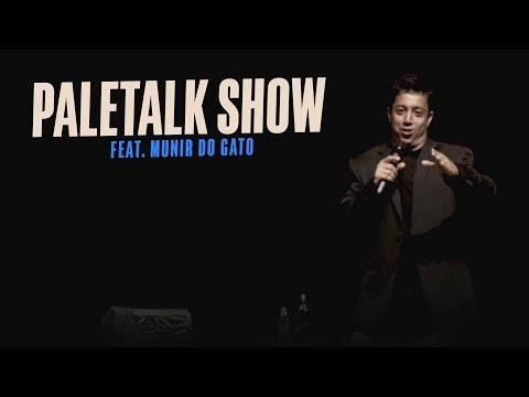 Renato Albani - PaleTalk Show feat. Munir do Gato