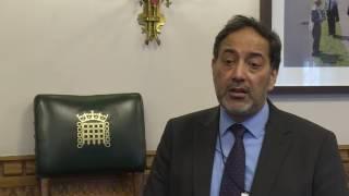 APPG Ahmadiyya Community UK   Naseer Dean