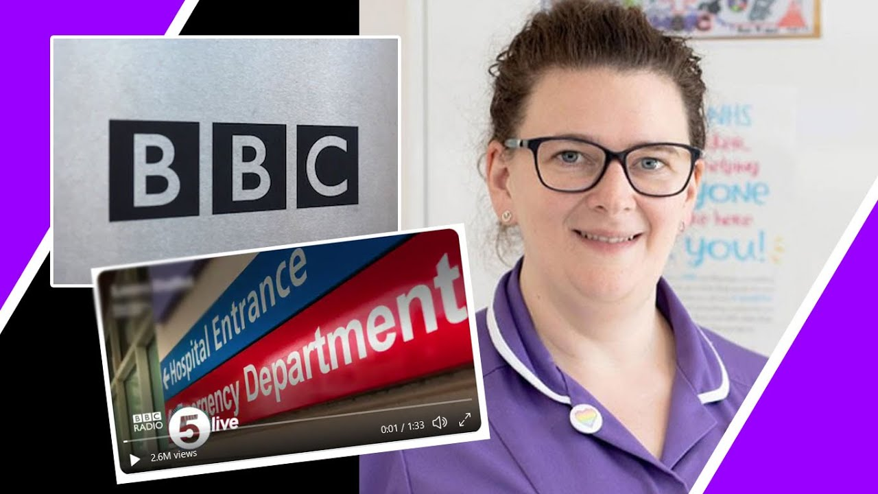 BBC LIES Called Out, But WHY DID Nurse Say This?? / Hugo Talks #lockdown