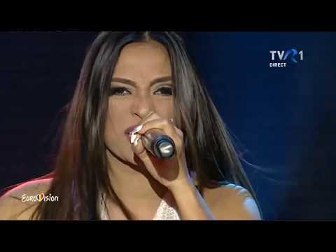 Jukebox feat Bella Santiago - Auzi cum bate | A doua semifinală Eurovision România 2018