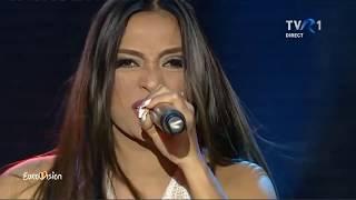 Jukebox feat Bella Santiago - Auzi cum bate A doua semifinala Eurovision Romania 2018
