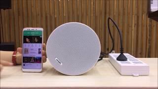 Bluetooth Ceiling Speakers - 10 watts