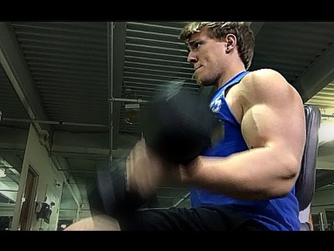 Bicep Curl Compilation