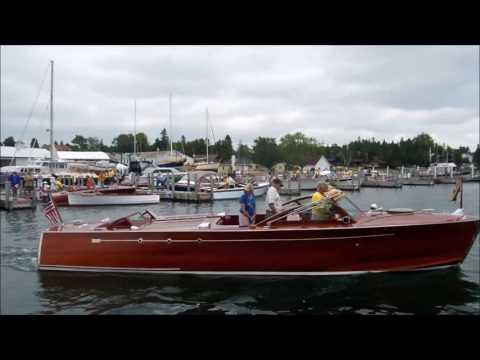 39th Annual Les Cheneaux Islands Antique Wooden Boat Show