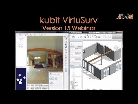 VirtuSurv 15 Webinar: Photo-like Laser Scan to Design