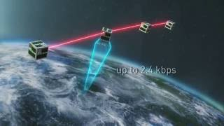 SNET mission: S-Band network of distributed nano satellites