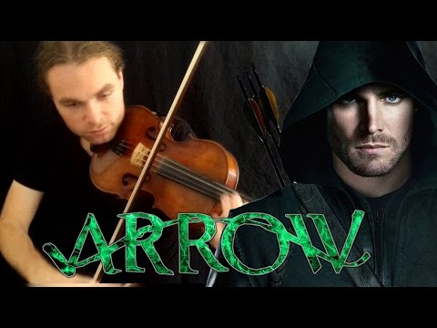 Arrow Soundtrack Cover - The Sad Theme (Viola, Guitar and Orchestral Cover)