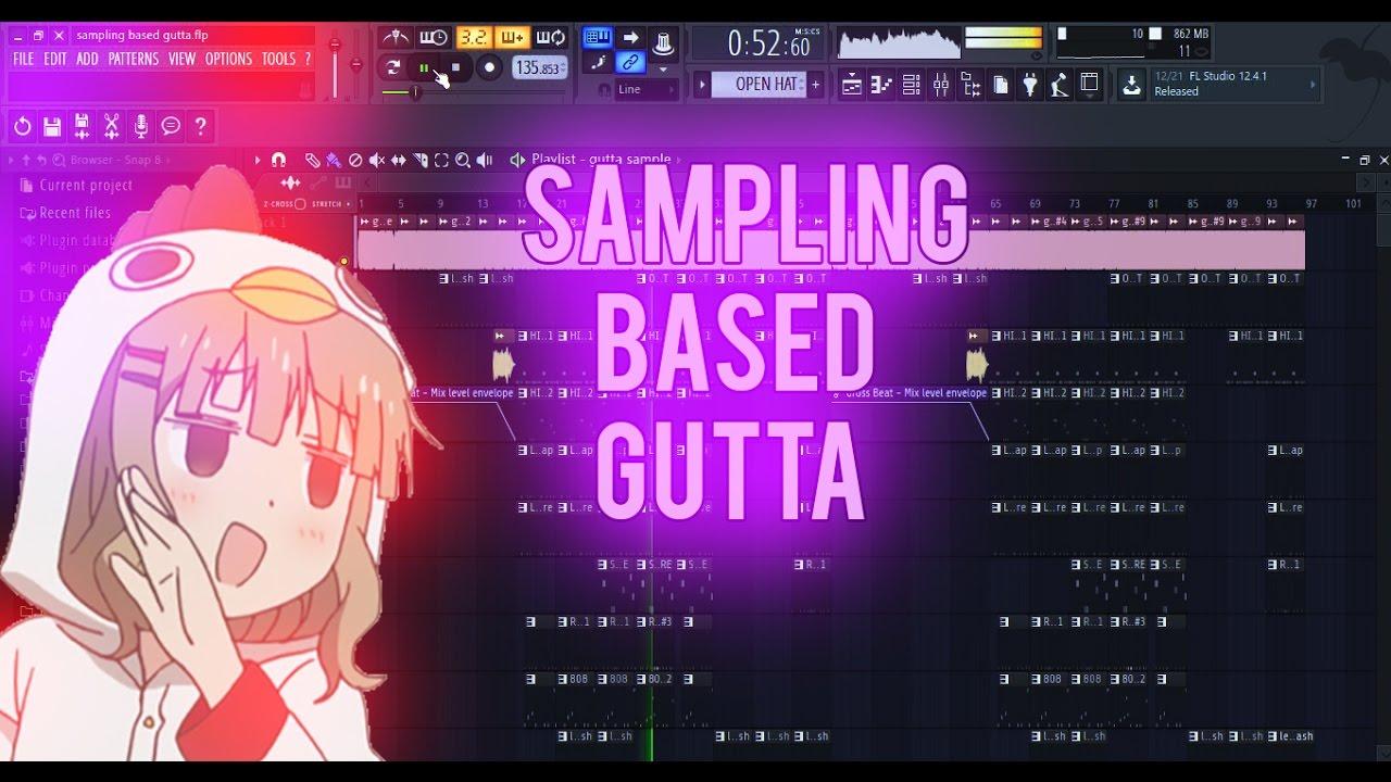 Sampling Gutta Beatz Juugin / Based Gutta