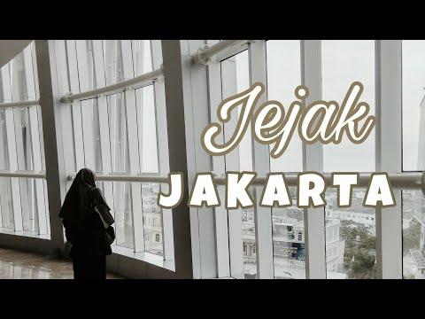 Going back home: Jakarta VLOG