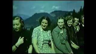 Видеозаписи сделанные Евой Браун в 40-е года. 7 часть.|WW2History.ru