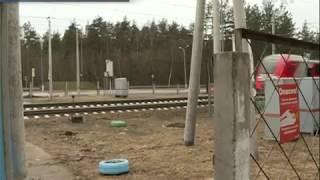 Железнодорожный переезд в Комарово закроют до нового года