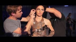 Mária Čírová ako Ruslana / backstage video