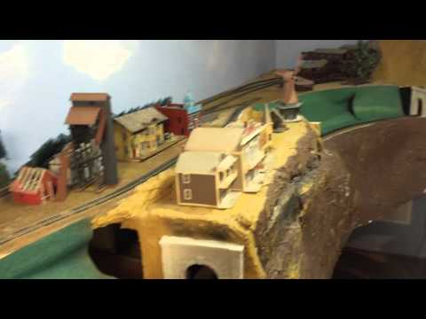 HO Gauge Model Train Set for sale