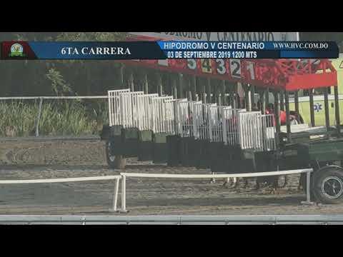 6TA CARRERA 03 09 19  EL ILUCIONISTA
