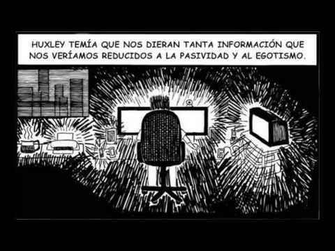 Aldous Huxley vs. George Orwell