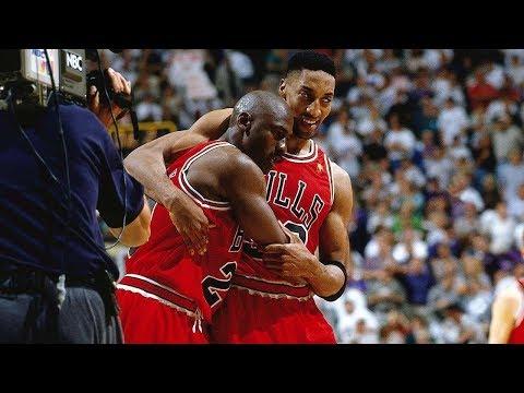 1997 NBA Champions - Chicago Bulls - NBA Championship Season