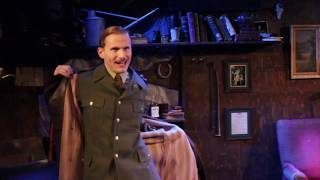 Who is Billy Bishop? | Billy Bishop Goes to War | Southwark Playhouse | 17 Jan - 9 Feb